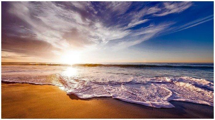 Ilustrasi pantai