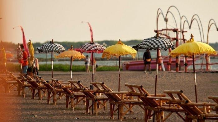 Pantai Akkarena Makassar, Tawarkan Pesona Senja Bak Berada di Bali