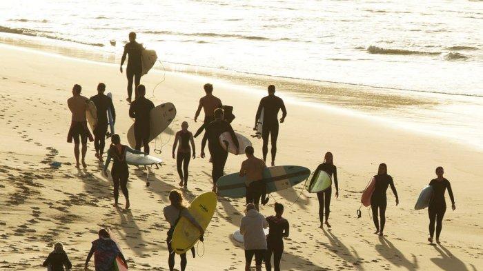 Tetap Terapkan Social Distancing, 3 Pantai di Sydney Dibuka untuk Olahraga