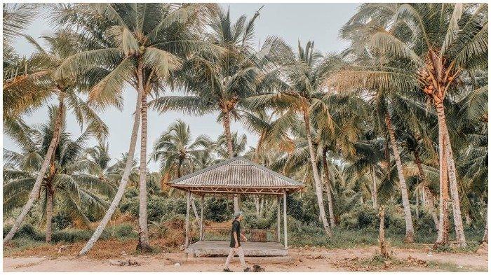 Pantai Corong, Tempat Wisata di Penajam Paser Utara yang Instagramable