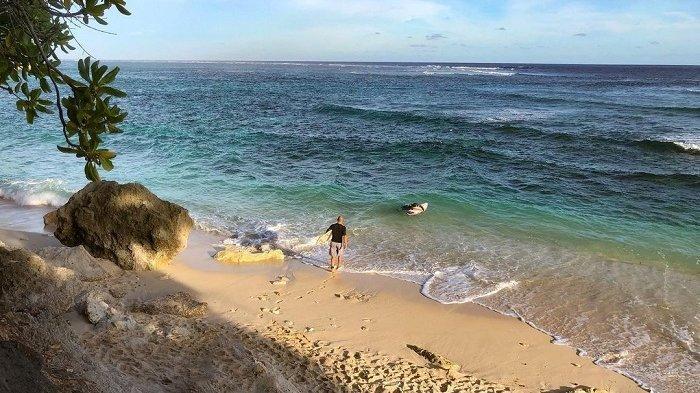 Tak Kalah Indah, Ini 5 Pantai Tersembunyi di Bali yang Bisa Dikunjungi