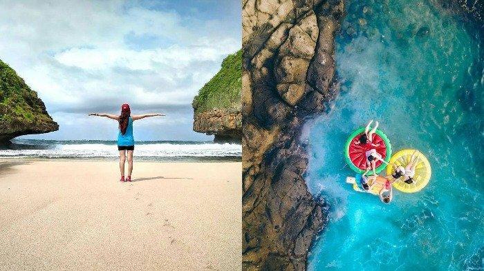 Menikmati Pesona Pantai Wediombo dan Pantai Greweng di Gunung Kidul