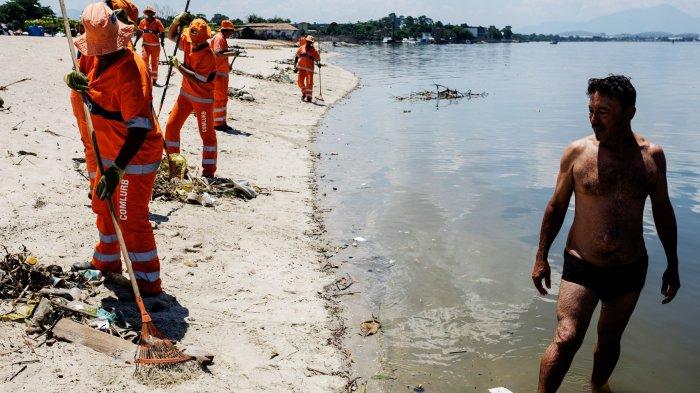 9 Pantai Terindah di Dunia yang Rusak Akibat Perilaku Nakal Manusia, Ada Mayabay hingga Pantai Kuta