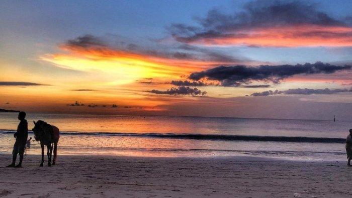 TRAVEL UPDATE: Jelajah Pantai Jimbaran di Bali, Spot Terbaik untuk Nikmati Sunset