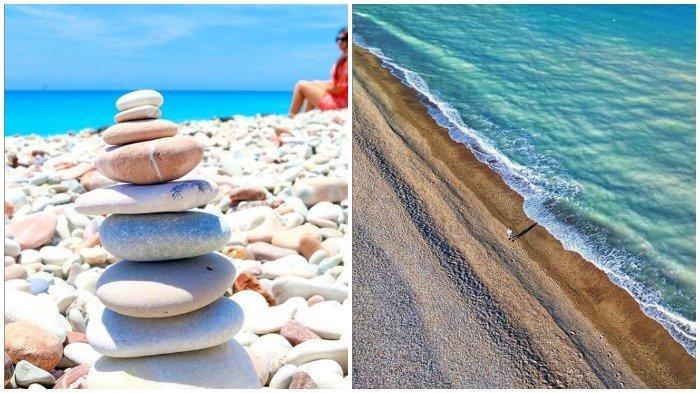 Melihat Pantai Kolbano di Nusa Tenggara Timur, Batu Warna-Warni di Sepanjang Pesisir jadi Daya Tarik