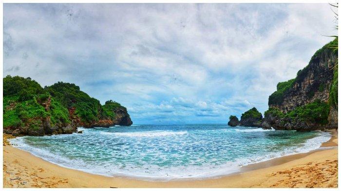 Mengenal Pantai Krokoh, Pantai Paling Timur Yogyakarta untuk Kamu yang Suka Ketenangan