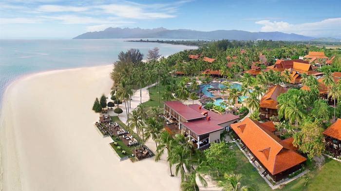 7 Tempat Wisata dengan Pemandangan Alam Menakjubkan di Langkawi, Malaysia
