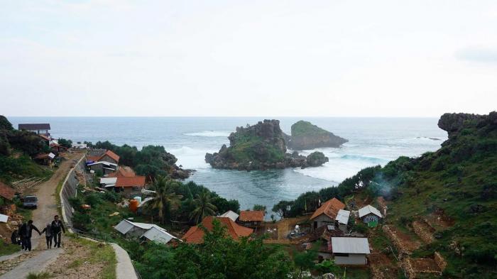 4 Wisata Pantai Panoramic di Jogja, Ada Pantai Siung dengan Keindahan Tebingnya