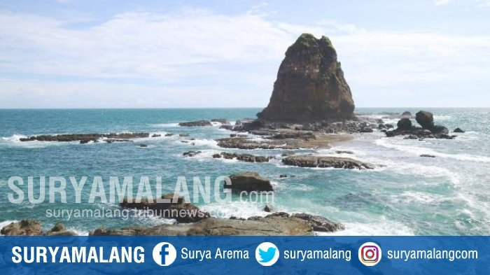 Surga Tersembunyi di Jember, Harus Lewati Tantangan untuk Sampai di Pantai Tanjung Papuma