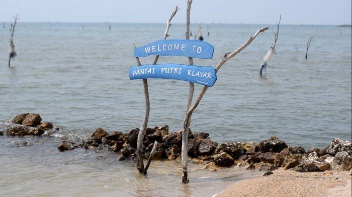 Asyiknya Liburan di Pantai Putri Klayar, Surga Tersembunyi di Kawasan Pesisir Lamongan