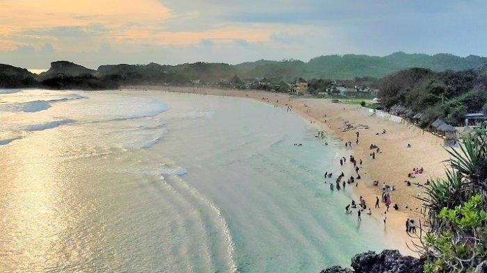 9 Pantai Di Jogja Yang Bisa Dikunjungi Setelah Pandemi Virus Corona Berakhir Tribun Travel