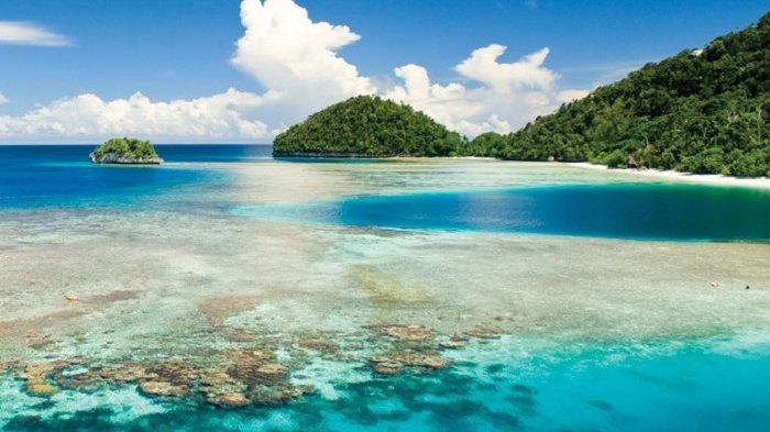 7 Pantai Dekat Jakarta yang Paling Indah, Ada Pantai Sawarna hingga Pantai Carita