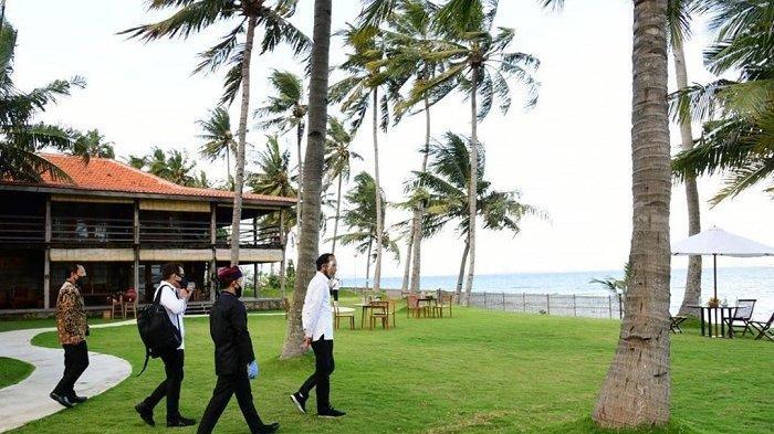 Pesona Pantai Solong, Wisata Alam Banyuwangi dengan Jajaran Villa-villa Cantik