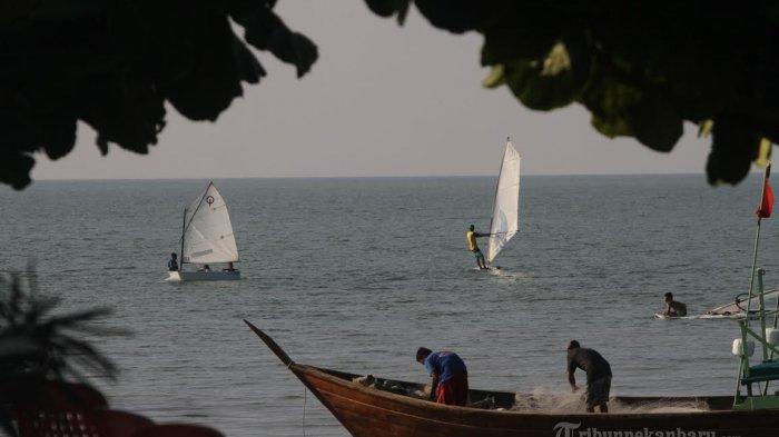 Wisata Riau - Inilah Pulau Beting Aceh, Surga di Hamparan Selat Malaka