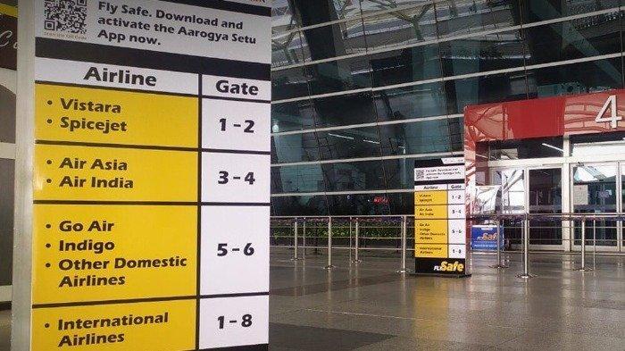 4 Penumpang dari London Positif Covid-19 Setelah Tiba di Bandara India