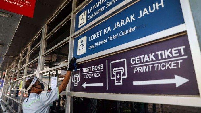 PT KAI Daop 1 Jakarta Rilis Jadwal Perjalanan KA Jarak Jauh untuk Libur Natal dan Tahun Baru