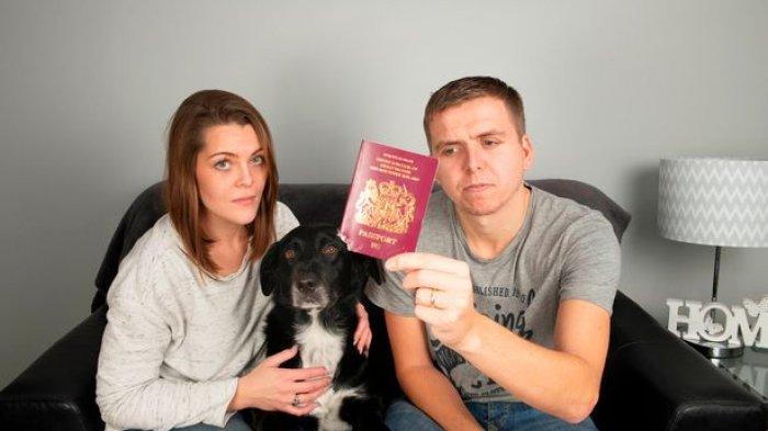Pasangan dari London ini Gagal Berbulan Madu setelah Paspornya Tidak Diterima Pihak Imigrasi Bali