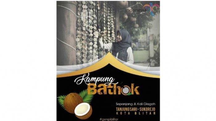 Mulai September 2019, Pasar Bathok di Blitar akan Beroperasi Penuh