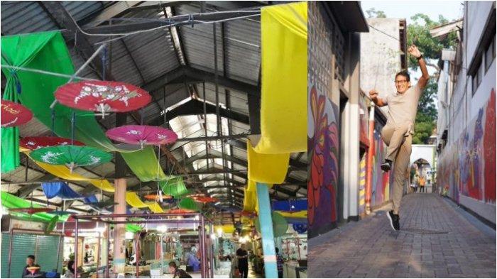 Mengenal Pasar Cihapit Pasar Tradisional Bergaya Kotemporer Di