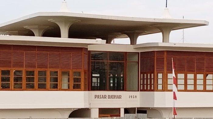 8 Bangunan Bersejarah di Semarang, dari Pasar Johar hingga Mercusuar Pelabuhan Tanjung Emas