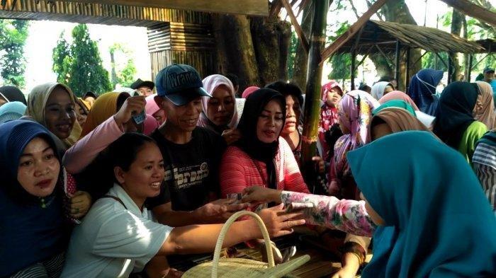 Pasar Kuliner Rindu Semilir, Wisata di Pekalongan yang Banyak Dikunjungi Wisatawan