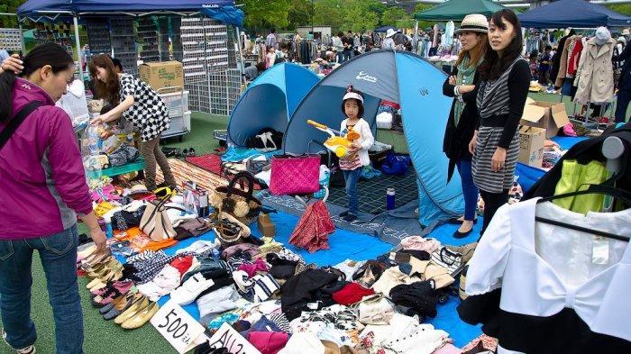 5 Pasar Loak Terbaik di Tokyo, Cocok untuk Kamu yang Suka Berburu Barang Second Murah