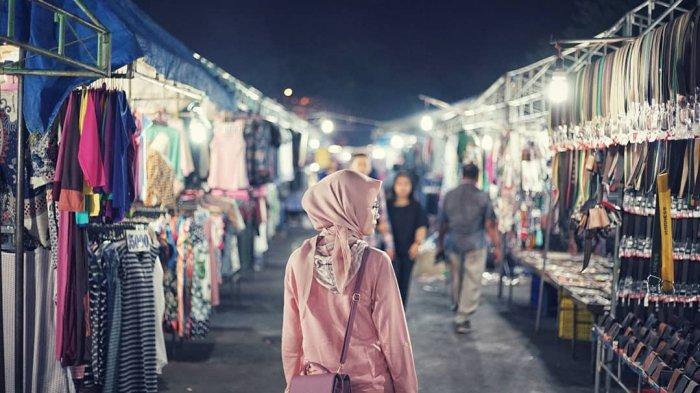 Pasar Malam Kodam Surabaya.