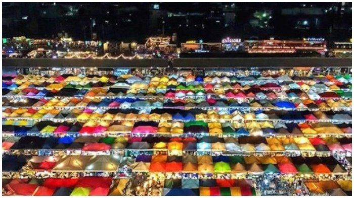 4 Pasar Malam Paling Menarik di Dunia, Jangan Lupa Kunjungi Rot Fai Market Saat Liburan ke Thailand