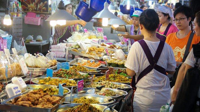 Pasar Or Tor Kor, Bangkok, Thailand