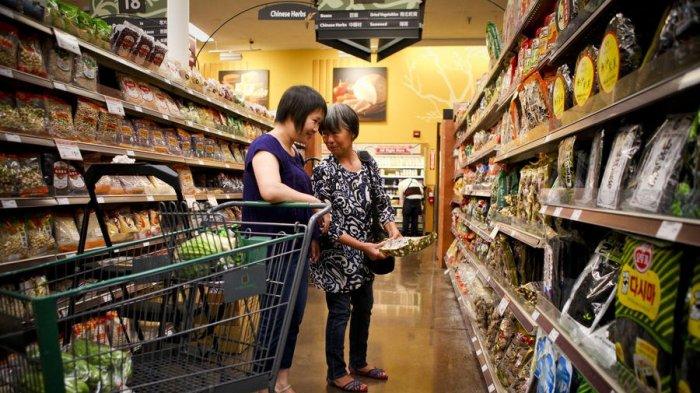 Tips Aman Belanja Bahan Makanan Selama Pandemi Virus Corona