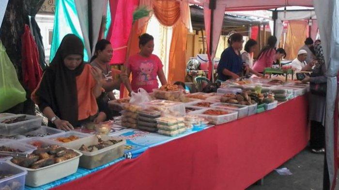 Harga Bersahabat, Pasar Takjil di Makassar Jajakan Kudapan Favorit
