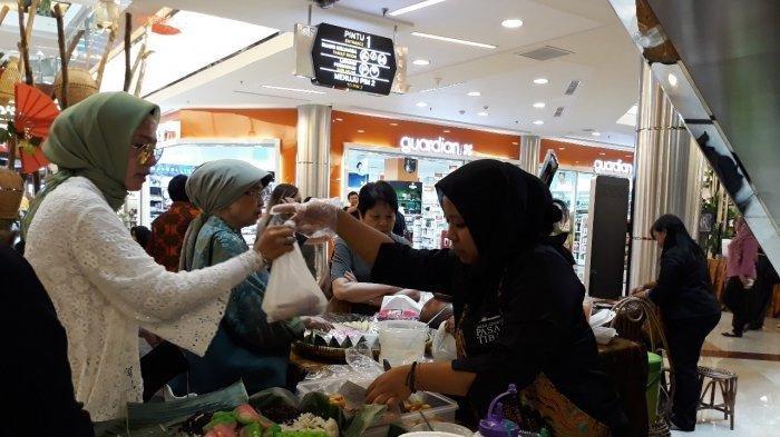 Sampai Akhir Pekan, Kamu Bisa Nikmati Kuliner Tradisional di Pasar Tiban Pondok Indah