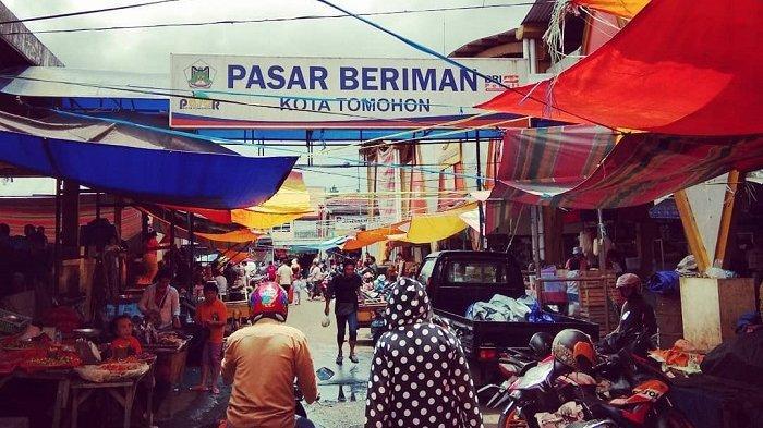 Menjual Hewan Liar Seperti Pasar Huanan di Wuhan, Ini Potret Pasar Tomohon Manado