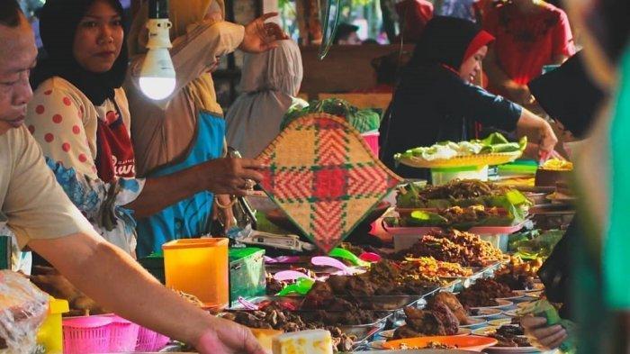3 Kue Langka yang Bisa Dijumpai di Pasar Wadai Ramadan Banjarmasin