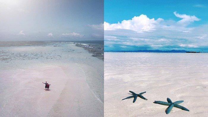 Pasir Timbul Nain, Surga Tersembunyi di Sulawesi Utara yang Memesona
