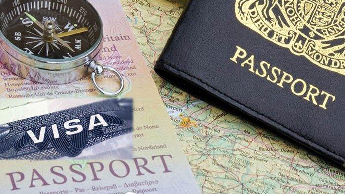 Ilustrai Paspor dan visa