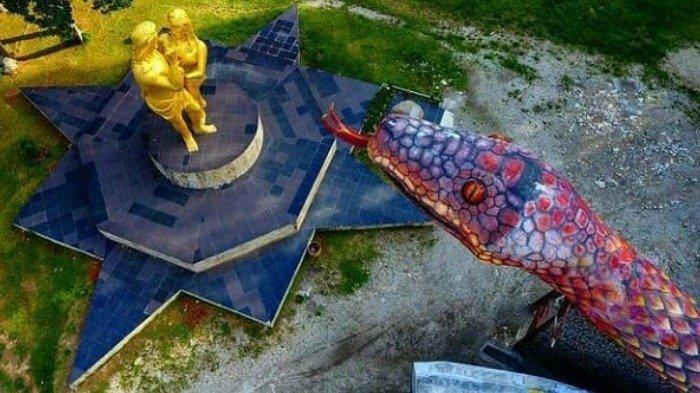 Inilah Spot Terbaik Berburu Foto di Taman Wisata Iman Sitinjo, Cobain Yuk!
