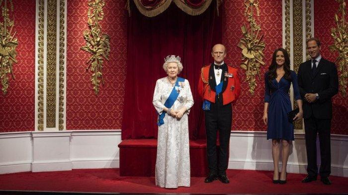 Mundur dari Keluarga Kerajaan, Patung Lilin Pangeran Harry-Meghan di Madame Tussauds London 'Hilang'