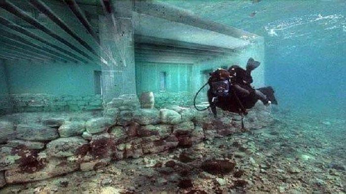 Bukan Atlantis atau Alexandria, Ini 7 Kota di Bawah Air dengan Pemandangan yang Luar Biasa