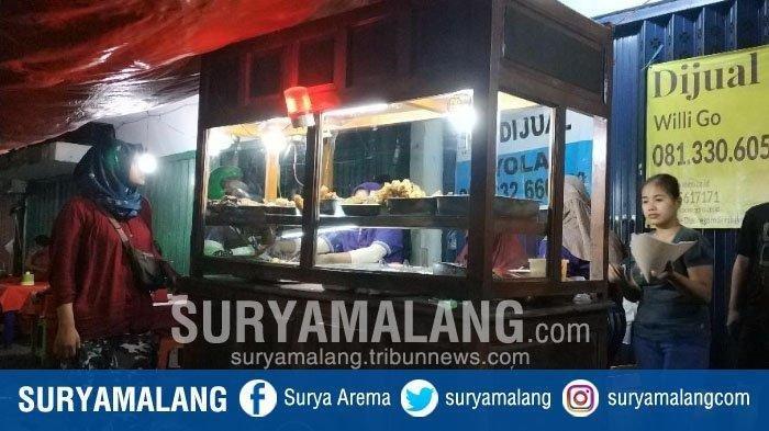 Sahur di Surabaya, Cicipi Pecel Ambulans yang Buka pada Malam Hari