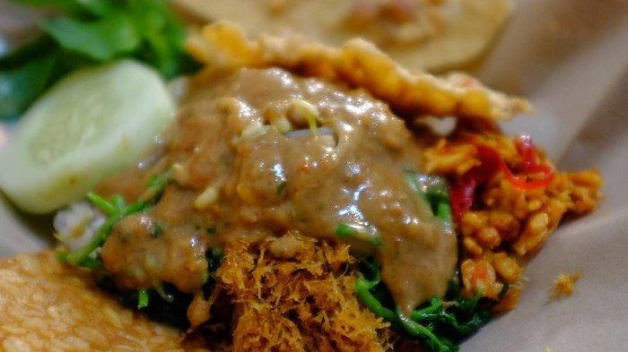 6 Tempat Makan Nasi Pecel di Malang, Pecel Kawi hingga Pecel Berkah Enak untuk Makan Siang