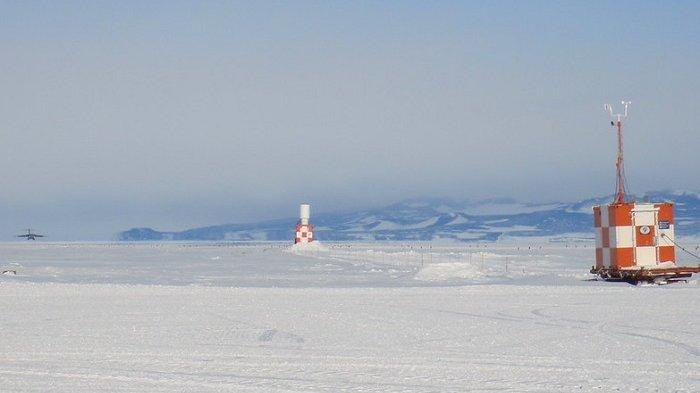 Kisah Pegasus, Pesawat yang Lebih dari 50 Tahun Terkubur di Antartika