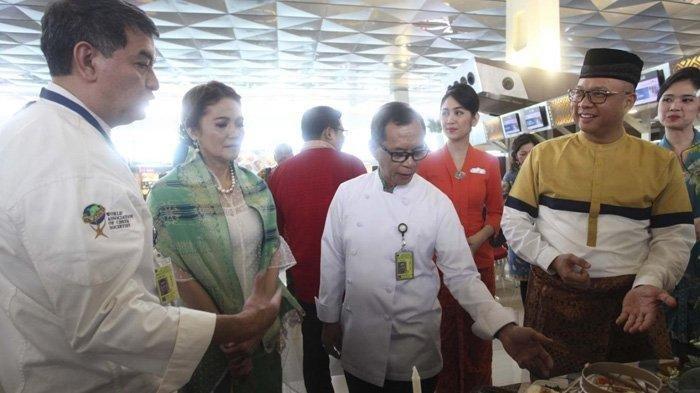 Daftar 21 Menu Makanan Baru Khas Nusantara di Penerbangan Garuda Indonesia
