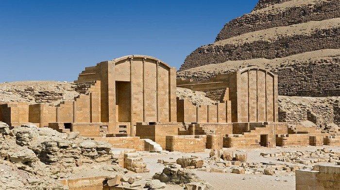 Arkeolog Mesir Temukan 59 Mumi Utuh yang Dikubur Lebih dari 2.500 Tahun Lalu