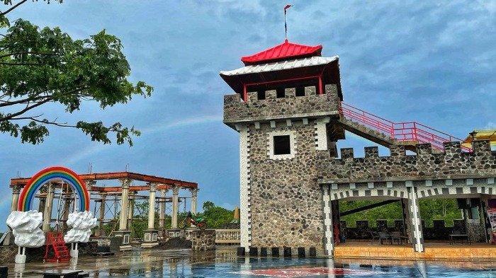 Rute, Jam Buka, dan Harga Tiket Masuk The Lost World Castle Jogja Terbaru 2021