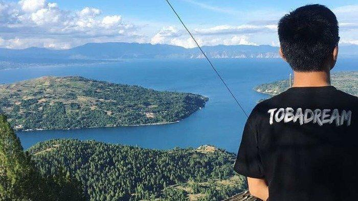Geosite Sipinsur, Lokasi Camping Asyik Sambil Menikmati Pesona Danau Toba