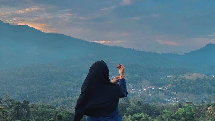 Pemandangan di Cicalengka Dreamland
