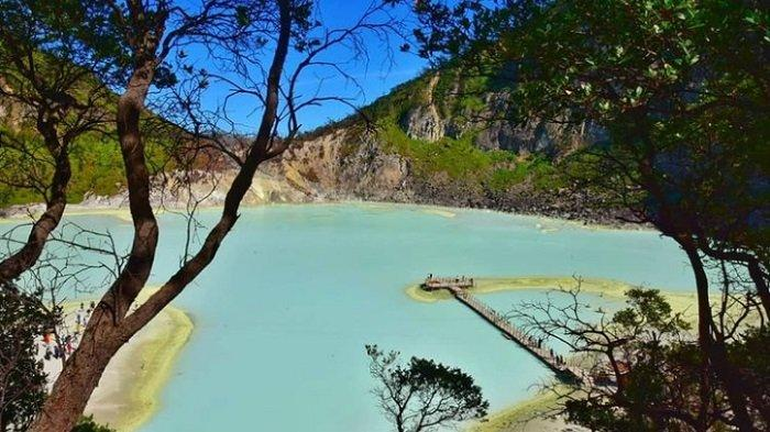 Harga Tiket Masuk Kawah Putih Ciwidey 2021, Meski Pernah Berkunjung Pemandangannya Tak Bikin Bosan