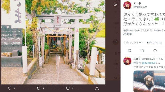 Terganggu dengan Kutil? Tinggalkan Katak di Kuil Jepang Ini dan Kamu Mungkin Akan Sembuh