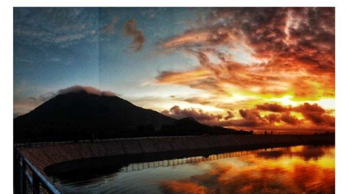 Embung Sikembang, Destinasi Favorit untuk Menikmati Senja di Magelang